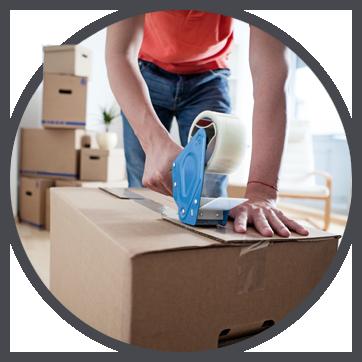 Services de déménagement
